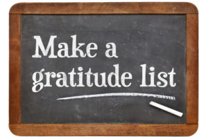 Acts of Kindness and Gratitude